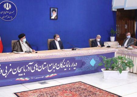 رییس جمهوری بر احیاء دریاچه ارومیه تاکید کرد