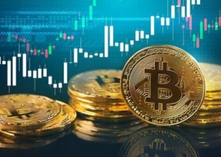 قیمت ارز دیجیتال/ افزایش نسبی قیمت بیت کوین و اتریوم