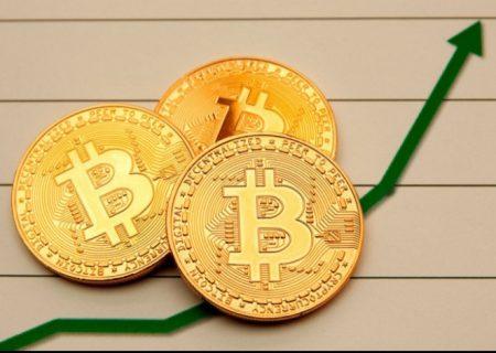 قیمت ارز دیجیتال/ بیت کوین در آستانه ورود به بالاترین نرخ خود