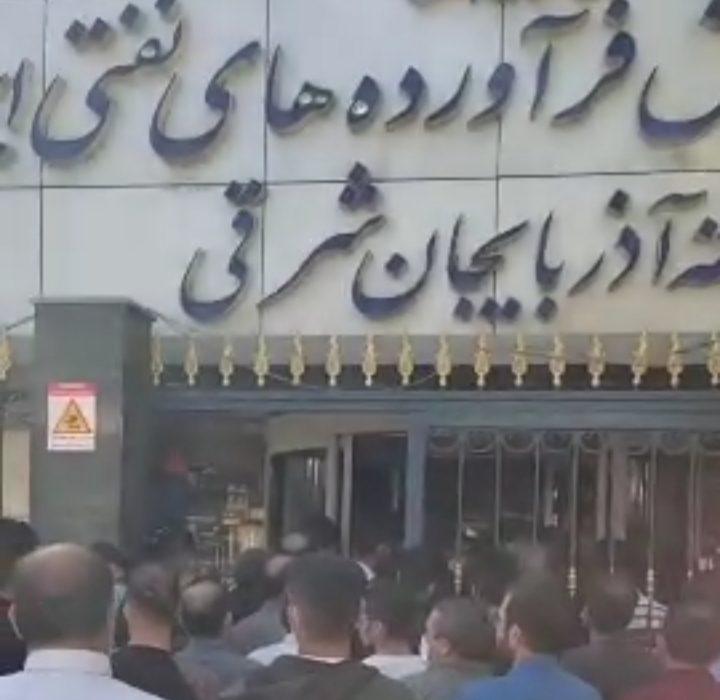 تبخیر گاز مایع در آذربایجان شرقی/ مردم معترض، مسئولین همچنان حق بهجانب