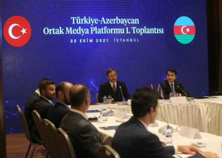 گسترش همکاری های رسانه ای ترکیه و آذربایجان