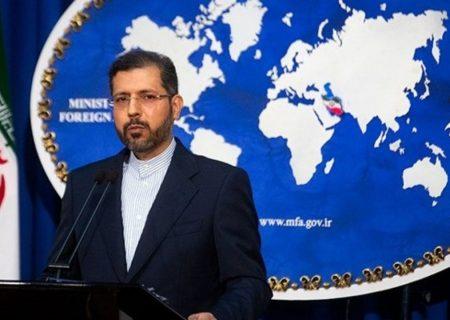 گاف بزرگ خطیبزاده / سخنگوی وزارت خارجه خودش را تکذیب کرد!