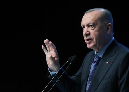 رئیس جمهور ترکیه تاکید کرد: هدف ما افزایش حجم تجارت با آفریقا به ۷۵میلیارد دلار است
