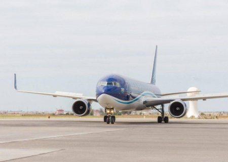 شرکت هواپیمایی آذربایجان استفاده از حریم هوایی ارمنستان را آغاز کرد