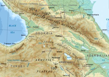 چالشهای پیشروی کریدور شمال-جنوب در قفقاز جنوبی