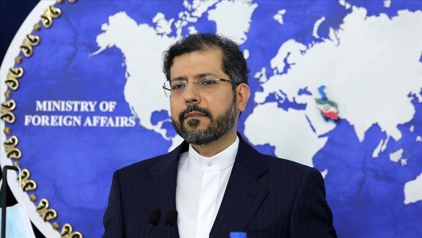 سخنگوی وزارت امور خارجه ایران عنوان کرد: هیچوقت حریم هوایی و مرز زمینی را بر روی آذربایجان نبستیم