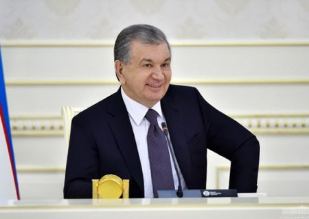 میرضیایف بار دیگر به عنوان رئیس جمهور ازبکستان انتخاب شد